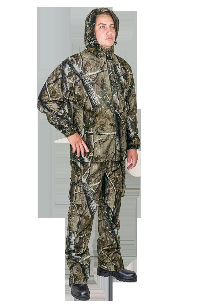 Костюм Скаут-М 54/170-176 (мембранное трикотажное полотно) Хольстер