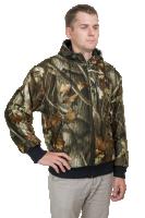 Куртка Лес 54/170-176 (мембранное трикотажное полотно) Хольстер