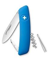 Нож складной SWIZA D01, синий