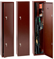 Шкаф оружейный S-14 1300х300х200 (1мм.)