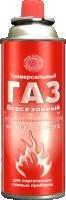 Баллон Сибиар для портативных газовых плит (220г) всесезонный