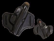 Кобура поясная мод. С Colt-1911 (кожа) Хольстер