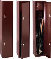 Шкаф оружейный S-16 1350х300х250 (1мм.)