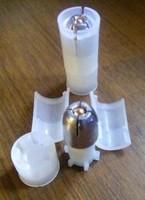 Пуля Импульс-8 12клб. с разделенной головной частью и стальным шариком, 32гр. П,К