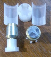 Пуля Импульс-9 12клб. стальная со свинцовым сердечником, 35,5гр. П/К