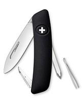 Нож складной SWIZA D02, черный