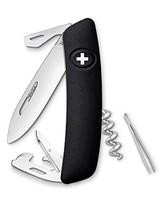 Нож складной SWIZA D03, черный