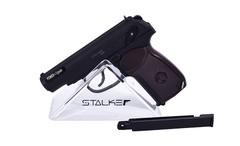 Пневмат. пистолет Stalker SPM, клб. 4,5мм. (аналог PM) пластик, 120м/с, +250шар.