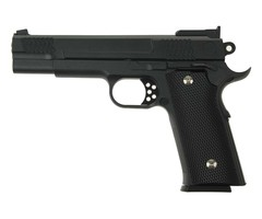Пистолет софтэйр Galaxy G.20 пружинный, клб.: 6 мм. (Browning)