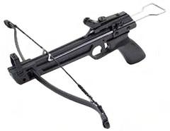 Арбалет-пистолет MK-50A1 (пластиковый корпус), 23кг.