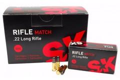 Патрон Rifle Match .22LR (5.6мм.) (50шт.) Германия