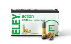 Патрон Eley Action 5,6 (.22LR) 2.59гр. (50шт.) (Великобритания)