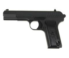 Пистолет софтэйр Galaxy G.11 пружинный, клб.: 6 мм. (мини TT)