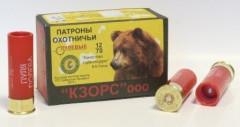 Патрон КЗОРС 12х70, пуля Полева, 30гр.