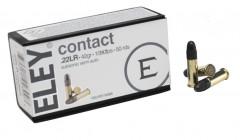 Патрон Eley Contact 5,6 (.22LR) 2.7гр. (50шт.) (Великобритания)