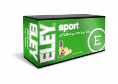 Патрон Eley Sport 5,6 (.22LR) 2.59гр. (50шт.) (Великобритания)
