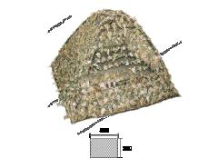 Накидка для засидки 2х2 (ткань) Хольстер