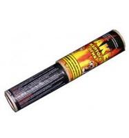 Факел огневой в бумажном корпусе желтый