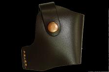 Кобура поясная Удар М2 (кожа) Хольстер