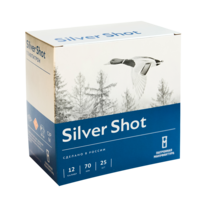 Патрон Главпатрон 12х70, 32гр. БИО Silver Shot