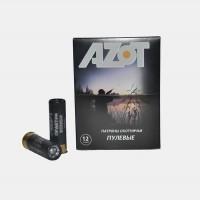 Патрон Азот 12х70, пуля Комби (пуля+картечь)
