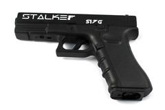 Пневматический пистолет Stalker S17G, клб. 4,5мм. (аналог Glock 17)