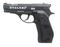 Пневмат. пистолет Stalker S84, клб. 4,5мм. (аналог Beretta 84) металл, 120м/с